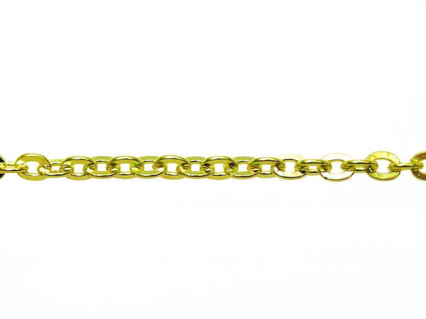 Single-strand rolled chain